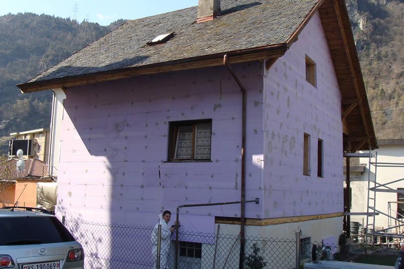 Rénovation intérieure et extérieure, Pose de parquet, Cloison en plâtre
